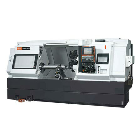 Mazak 350MY CNC turning lathe