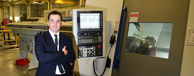 WEC Group invests in new Miyano ABX-64SSY machine.