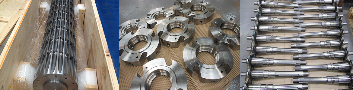 Oil and Gas machined components